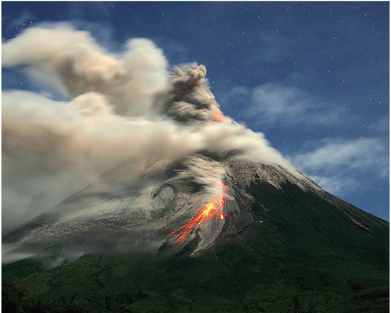 Volcano Myths and Rituals   American Scientist