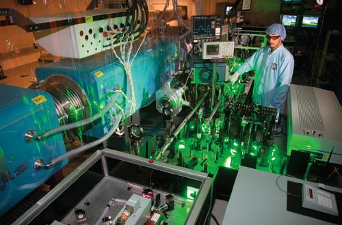 High-power Lasers | American Scientist