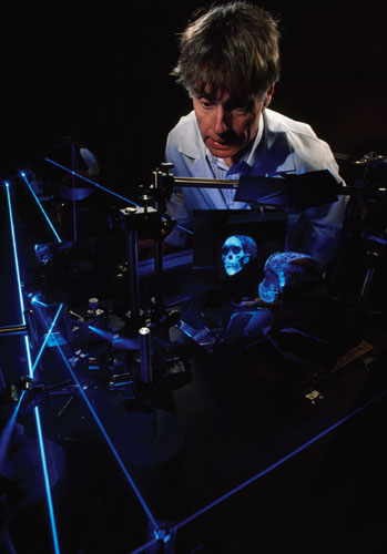 Whatever Became of Holography? | American Scientist