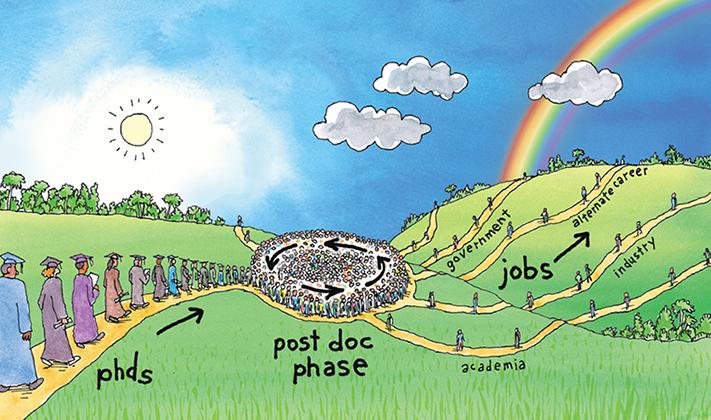 Postdoc Mentorship Can Launch Careers   American Scientist