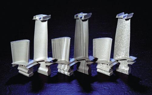 Each Blade A Single Crystal American Scientist