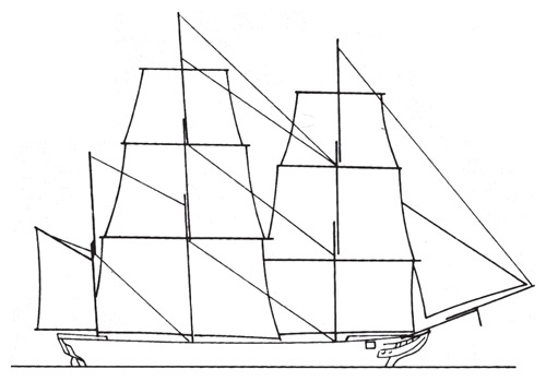 H M S  Beagle, 1820–1870 | American Scientist