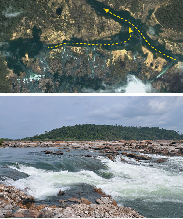 Where The Xingu Bends And Will Soon Break American Scientist