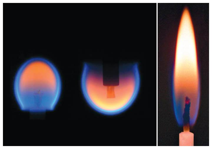 Fire in Microgravity | American Scientist