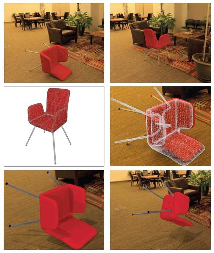 A 3D Twist for Flat Photos   American Scientist