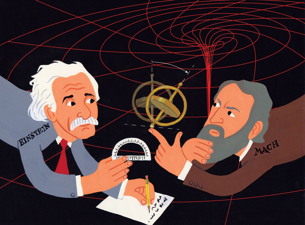 The Forgotten Mystery of Inertia | American Scientist
