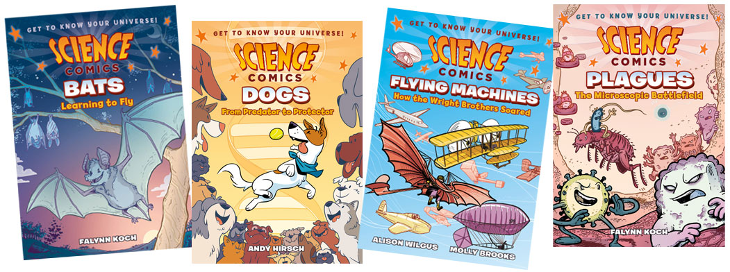 STEM Books For Young Readers 2017 American Scientist